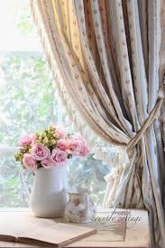 Ticking Stripe Curtains Ticking Stripe Drapes Country Cottage