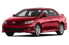2013 toyota corolla s 4dr sedan specs and prices