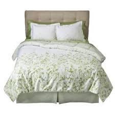 Green King Size Comforter Home Creeping Floral Comforter Set Green King Target Polyvore