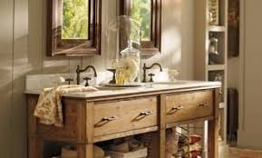 barn bathroom ideas pottery barn bathrooms benchwright sink console rustic