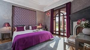 chambre de villa palmeraie villas de luxe sur 5000 m2 4 chambres spa piscine près