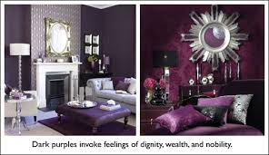 Blue Purple Bedroom - meaning of purple feng shui psychology of purple