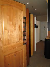 Floor And Decor Reviews Exterior Design Splashy Trustile Doors Matched With Wooden Wall