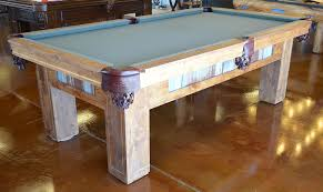 Rustic Country Pool Table Diamondback Billiards Shopping Cart