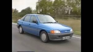 Ford Escort 1983 Old Top Gear 1990 Ford Escort Youtube