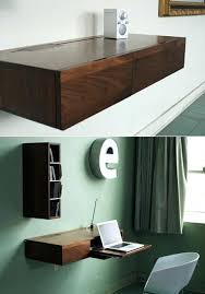 floating shelf desk were digging based ledge a minimalist wall mounted piece of furniture wver you
