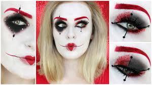 spirit halloween harley quinn harlequin or harley quinn sfx free creepy halloween makeup