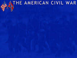 American Flag Powerpoint Background The American Civil War Powerpoint Template 1 Adobe Education