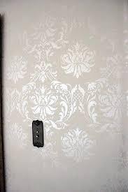 Decorative Wall Stencils Best 25 Stencil Walls Ideas On Pinterest Diy Stenciled Walls