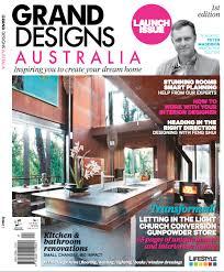 house design magazines australia the new grand designs australia magazine the interiors addict