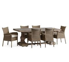 Dining Table And Fabric Chairs Fabric Stain Resistant Chair Pottery Barn