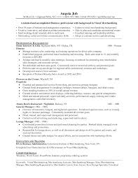 Sample Resume Objectives In Retail by Merchandiser Resume Objective Free Resume Example And Writing