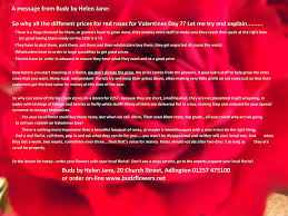 How Much Does A Dozen Roses Cost News Budz By Helen Jane Florist Chorley