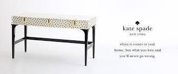 Kate Spade Furniture Kate Spade U0026 Company Home