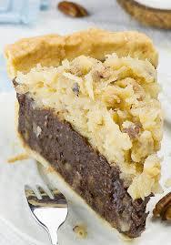 german chocolate pie omg chocolate desserts