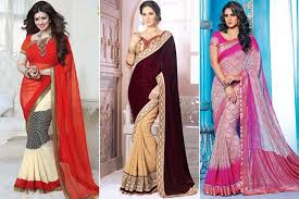 Drape A Sari How To Wear Saree To Look Slim