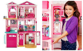 barbie dreamhouse cyber monday barbie dreamhouse only 140 24 lower than black