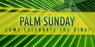 the meaning of the celebration of palm sunday catholic glow