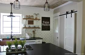 Kitchen Light Pendant by Industrial Pendants For Farmhouse Kitchen Makeover Blog