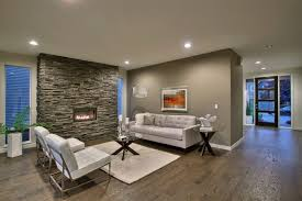 Cost Of Stone Fireplace by Stone Fireplaces For A Warm And Modern Look Of The Home
