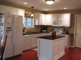 Ideas For Kitchens Remodeling by Small Kitchen Ideas On A Budget L Type My Home Design Journey