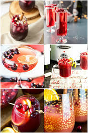 25 cranberry cocktails for your holiday party real housemoms