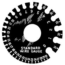 standard wire gauge wikipedia