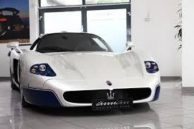 maserati 2004 for sale maserati mc12 drivetribe