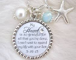 wedding keepsake quotes of the groom gift wedding jewelry inspirational quote