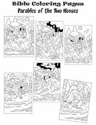466 bible coloring pages images sunday