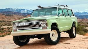 new jeep wagoneer concept jeep wagoneer roadtrip concept youtube