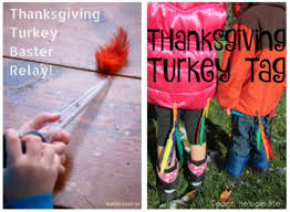 thanksgiving and activities for