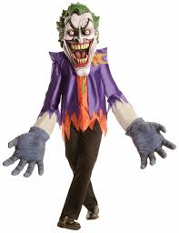 Mens Joker Halloween Costume Halloween Costumes Halloween Makeup And Costume Accessories By