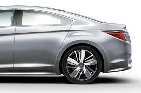 2015 subaru legacy rims subaru u0027s 2015 legacy concept looks good in the flesh
