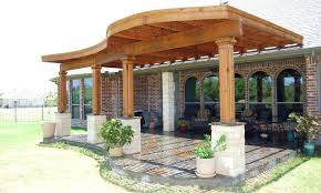 Covered Patio Designs Custom Patio Designs Home Design Ideas And Pictures