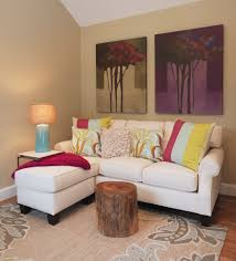 Small L Tables For Living Room Magnificent Look With Chaise For Living Room Living Room Living