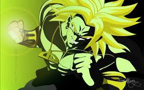 free dragon ball broly wallpaper photo movies monodomo