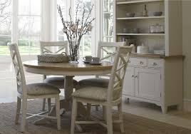 arles round extending dining table furniture village