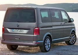 volkswagen multivan 2015 volkswagen multivan t6 цена и характеристики фотографии и обзор