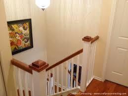 Refinish Banister Railing Madison Nj Staircase Painting Staining U0026 Refinishing U2013 Craftpro