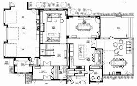 modern house design with floor plan homepeek