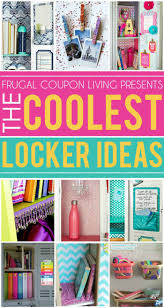 Locker Wallpaper Diy by Locker Ideas For The Coolest Kid In The Hall