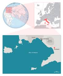 World Map Italy by Pompeii Tour Visit Facts History Volcano Ruins U2013 Tours Around