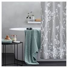 Shower Curtain For Stand Up Shower Bathroom Decor Target