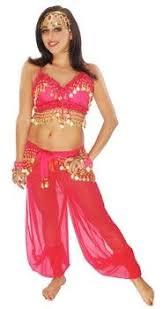 Harem Halloween Costume 5 Piece Red Jasmine Genie Harem Costume Http Www Bellydance