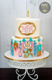 it u0027s a small world u201d birthday cake u2013 mmc bakes