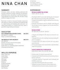 social media marketing resume sample resume resume design