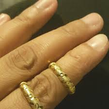 saudi gold wedding ring find more 21k couples ring saudi gold for sale at up to 90