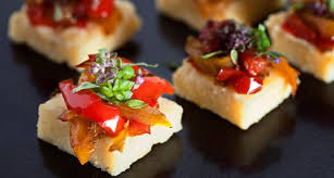 canapes m canapés bristol canapes made at your event or