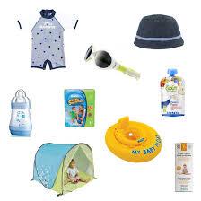 bouée siège pour bébé girlystan les essentiels de bébé pour la plage et la piscine